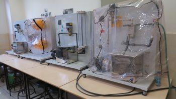 آزمایشگاه کنترل فرایند