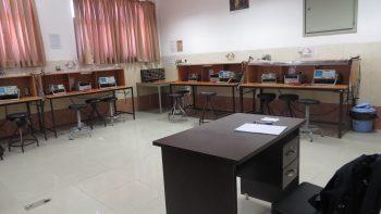 آزمایشگاه الکترونیک