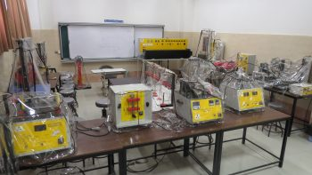 آزمایشگاه مکانیک و مقاومت مصالح